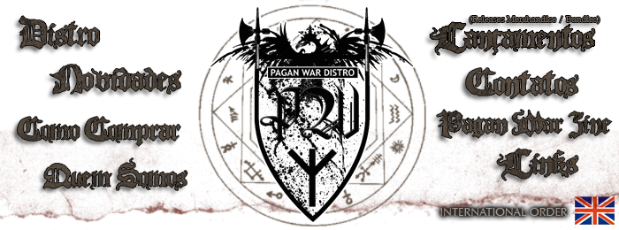 PAGAN WAR DISTRO - South America Black Metal Elite